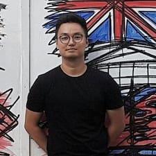 Chan-Woo felhasználói profilja
