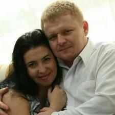 Henkilön Yurii And Kseniia käyttäjäprofiili