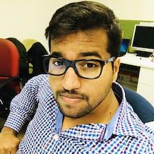 Srinivas Kumar - Uživatelský profil