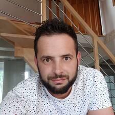 Profilo utente di Fabrice