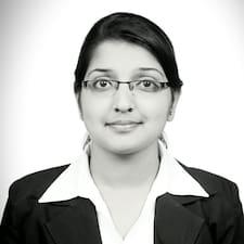 Aaishwarya - Uživatelský profil