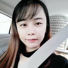 子 felhasználói profilja