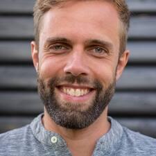 Johan felhasználói profilja