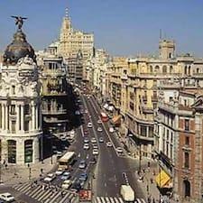 Madrid Central Brukerprofil