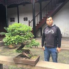 Användarprofil för Yuliang