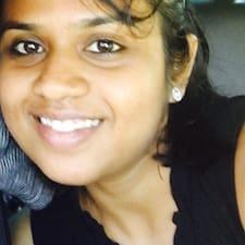 Profilo utente di Charanya