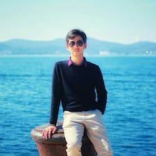 Profil utilisateur de Jianliang