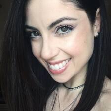Marília felhasználói profilja