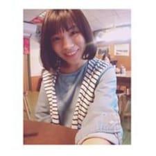 佳瑜 felhasználói profilja