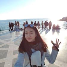 Profil utilisateur de Jungmin