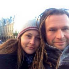 โพรไฟล์ผู้ใช้ Andreea & Greg