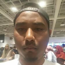 Aizat User Profile