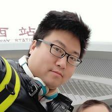 Perfil do usuário de 霆