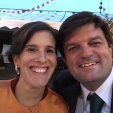 Profil korisnika Margarida & Tomás