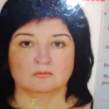 Perfil do utilizador de Людмила