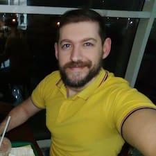 Laercio felhasználói profilja