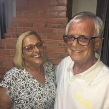 Profil Pengguna Silvio & Anna