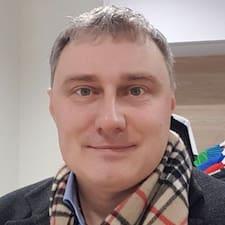 Profil korisnika Gediminas