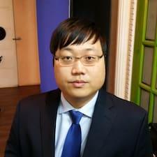 Profilo utente di Seok-Hwan