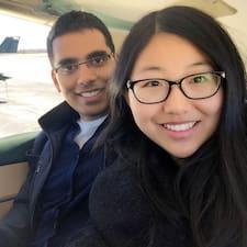 Yunwen & Rohit User Profile