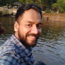 Mayank felhasználói profilja