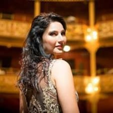 Evgenia User Profile