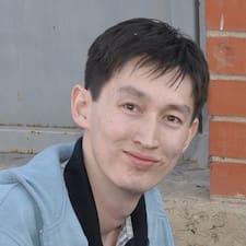 โพรไฟล์ผู้ใช้ Ruslan
