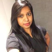 Profil utilisateur de Joshna