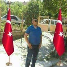 Profil Pengguna Yaşar