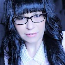 Dorinda felhasználói profilja