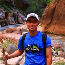 Sheng-Hsiou felhasználói profilja