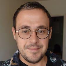 Henkilön Alvaro käyttäjäprofiili