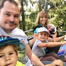 Profilo utente di Katarína & Jakub