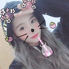 Profil utilisateur de Yating