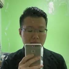 Profil Pengguna Louis
