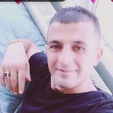 Cevdet felhasználói profilja