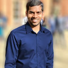 Vamsi Krishna Reddy User Profile