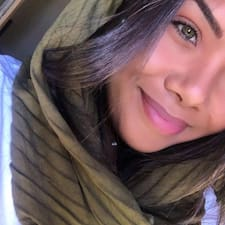 Salima felhasználói profilja