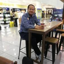 Dr Ahmad Samsuri - Uživatelský profil