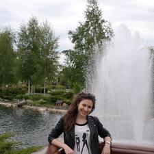 Profil Pengguna Ilona
