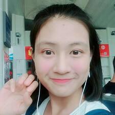 陈彦妤 User Profile