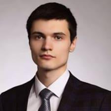 Användarprofil för Vladislav