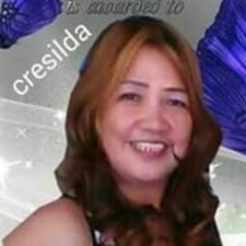 Cresilda的用戶個人資料