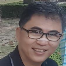Kamol felhasználói profilja