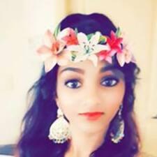 Profil utilisateur de Purnima