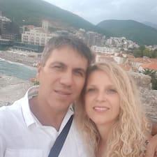 โพรไฟล์ผู้ใช้ Miloš And Svetlana