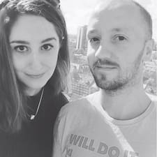 Lucila & Liam Brugerprofil