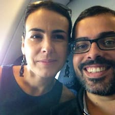 Ana&Ricardo est un Superhost.