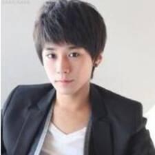 Perfil do utilizador de Liangrong