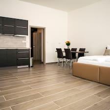 Profil korisnika Euro Apartments Lidická 39 Brno